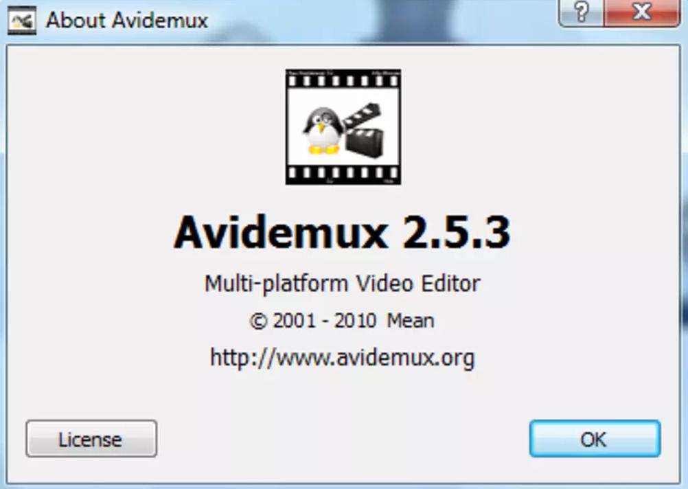 เรื่อง Avidemux